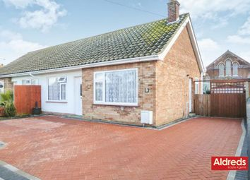Thumbnail 2 bed semi-detached bungalow for sale in Eastern Avenue, Caister-On-Sea, Great Yarmouth