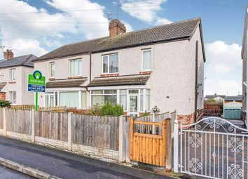 Thumbnail 3 bed semi-detached house for sale in Stafford Road, Woodlands, Doncaster