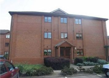 Thumbnail 1 bed flat to rent in Gillett Close, Nuneaton, Warwickshire