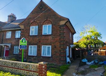 Thumbnail 2 bedroom terraced house for sale in North Drive, Shortstown, Bedford