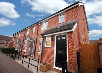 Thumbnail 3 bedroom end terrace house for sale in Oak Eggar Chase, Pinewood, Ipswich