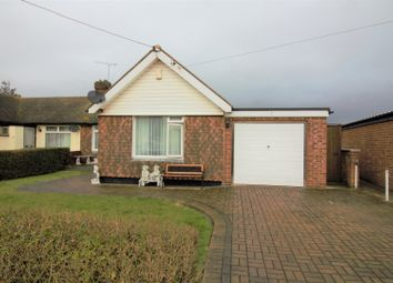 Thumbnail 2 bed semi-detached bungalow for sale in Essex Close, Canvey Island