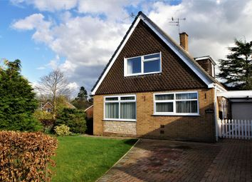 Thumbnail 3 bed detached house for sale in Southlands Road, Goostrey, Crewe