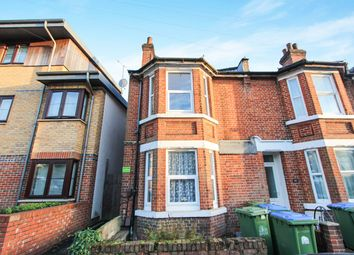 Thumbnail 1 bed flat for sale in Cawte Road, Southampton