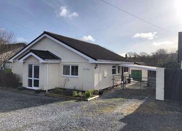 Thumbnail 3 bed detached bungalow for sale in Mynyddcerrig, Llanelli