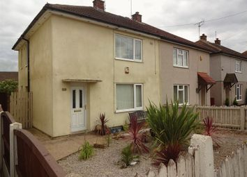 Thumbnail 2 bed semi-detached house to rent in Lake Avenue, Mansfield