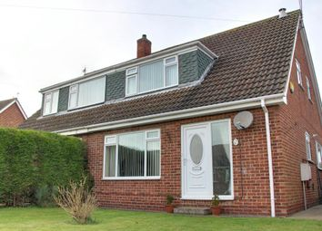 Thumbnail 3 bedroom semi-detached house for sale in Sober Hill Drive, Holme-On-Spalding-Moor, York