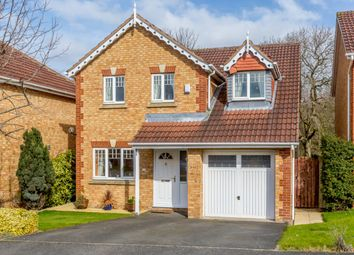 Thumbnail 4 bed detached house for sale in Arran Way, Leeds, West Yorkshire