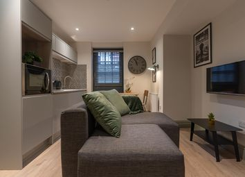 Thumbnail Studio to rent in Flat 2, 1 Rodney Street, Liverpool