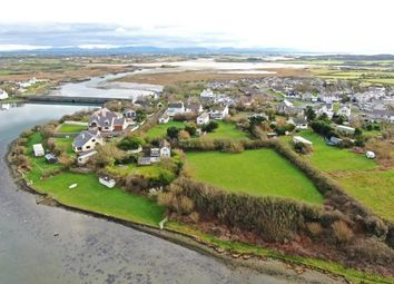 Thumbnail 4 bedroom detached house for sale in Four Mile Bridge, Holyhead, Sir Ynys Mon