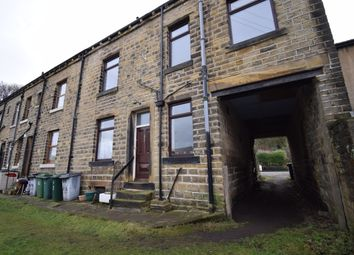 Thumbnail 3 bed end terrace house for sale in Park View, Marsden, Huddersfield