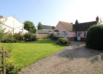 Thumbnail 2 bed detached bungalow for sale in Well Lane, Galleywood, Chelmsford