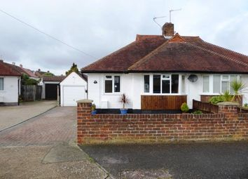 Thumbnail 2 bedroom semi-detached bungalow for sale in Whitehall Crescent, Chessington