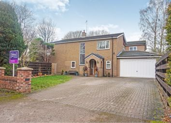 Thumbnail 5 bed detached house for sale in Cross Bridles Lane, Hartford