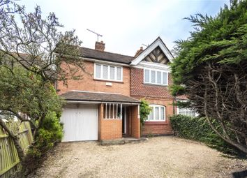 Thumbnail 3 bed semi-detached house for sale in Old Church Lane, Stanmore