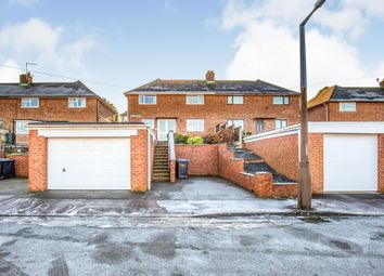 Thumbnail 3 bed semi-detached house for sale in Walton Crescent, Ashbourne