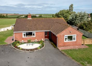 Thumbnail 3 bedroom bungalow for sale in Knighton, Stogursey, Bridgwater, Somerset