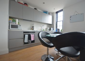 Thumbnail 4 bed flat to rent in St Leonards Road, London