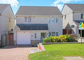 Thumbnail 4 bedroom detached house for sale in Foxhole, St Austell, Cornwall