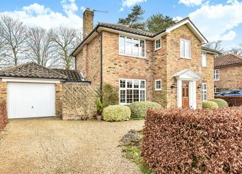 Thumbnail 4 bed detached house for sale in Curtis Road, Alton