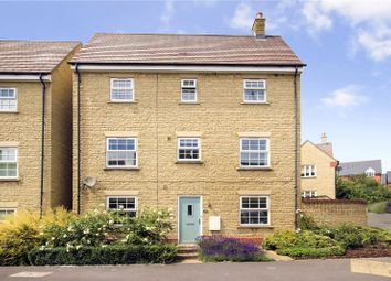Thumbnail 4 bed detached house for sale in Palmer Road, Faringdon, Oxfordshire