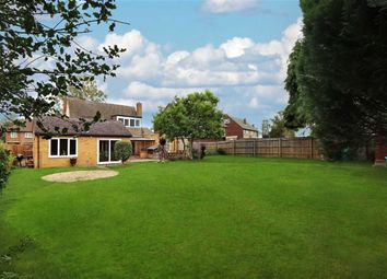 Thumbnail 5 bed detached house for sale in Staple Hall Road, Fenny Stratford, Milton Keynes, Bucks