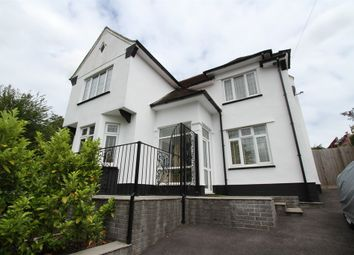 Thumbnail 3 bedroom detached house for sale in Beechdale Road, Newport