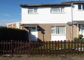 Thumbnail 3 bed end terrace house to rent in Kyrkeby, Letchworth Garden City