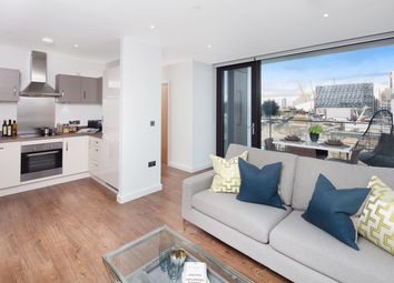 Thumbnail 1 bedroom flat for sale in Greenwich Peninsula, Greenwich
