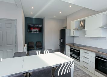 Thumbnail 8 bed link-detached house to rent in Tootal Road, Salford