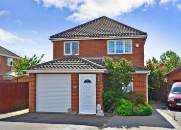 Thumbnail 3 bed detached house for sale in Petrel Close, Herne Bay, Kent