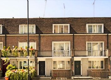 Thumbnail 3 bedroom town house to rent in Stanhope Terrace, Lancaster Gate