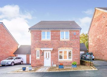 Thumbnail 4 bed detached house for sale in Cherry Crescent, Penllergaer, Swansea