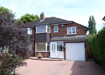 Thumbnail 3 bed semi-detached house for sale in Russell Bank Road, Four Oaks, Sutton Coldfield