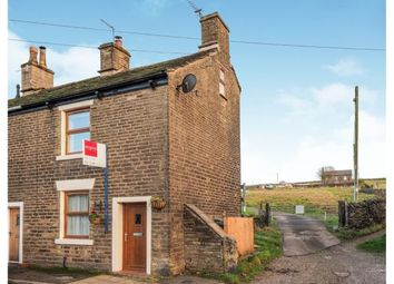 Thumbnail 2 bed end terrace house for sale in Cliffe Road, Glossop, Derbyshire, United Kingdom