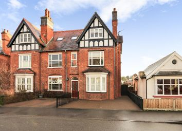 Thumbnail 4 bed town house for sale in Lower Packington Road, Ashby-De-La-Zouch