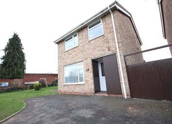 Thumbnail 3 bedroom detached house to rent in Canada Way, St Johns, Worcester