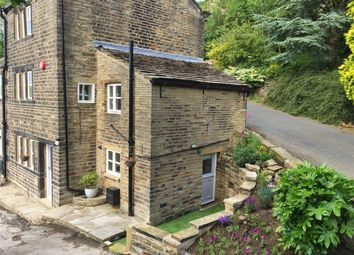 Thumbnail 3 bed cottage for sale in Nabb View, Underbank Old Road, Holmfirth