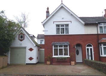 Thumbnail 4 bed semi-detached house to rent in Cottage Lane, Macclesfield