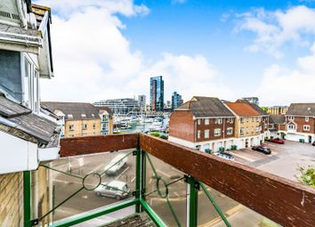 Thumbnail 2 bedroom flat to rent in Pacific Close, Ocean Village, Southampton