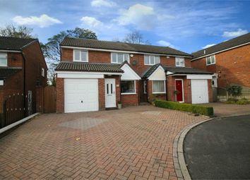 Thumbnail 3 bedroom semi-detached house for sale in Lakenheath Drive, Sharples, Bolton, Lancashire
