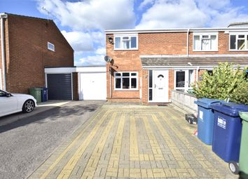 Thumbnail 3 bed semi-detached house for sale in Fletcher Road, Oxford, Oxfordshire