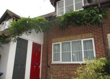 Thumbnail 1 bed terraced house to rent in Weatherall Close, Addlestone