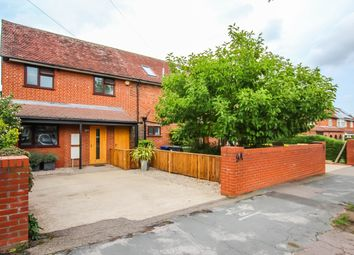 Thumbnail 4 bedroom end terrace house for sale in Radegund Road, Cambridge
