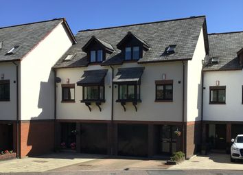 Thumbnail 4 bed terraced house for sale in Riverside Close, Bideford