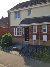 Thumbnail 3 bed semi-detached house to rent in Bentley Drive, Lowestoft