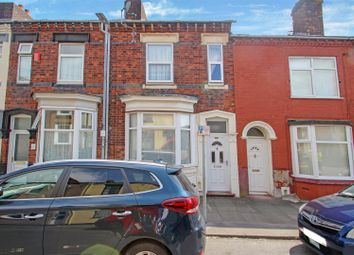 Thumbnail 3 bed terraced house for sale in St. John Street, Hanley, Stoke-On-Trent