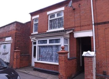 Thumbnail 3 bed property to rent in Highfield Street, Hugglescote, Coalville
