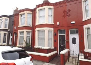 Thumbnail 3 bedroom terraced house for sale in Trevor Road, Orrell Park, Liverpool, Merseyside