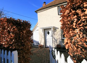 Thumbnail 2 bed cottage for sale in The Street, Mersham